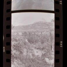 Fotografia antica: CUENCA - VISTAS - 6 CLICHES NEGATIVOS DE 35 MM EN CELULOIDE - AÑO 1977. Lote 213059675