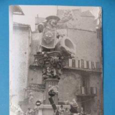 Fotografía antigua: VALENCIA - FALLAS - 32 FOTOGRAFIAS, 1970-1980 LEER DESCRIPCION. Lote 213606903