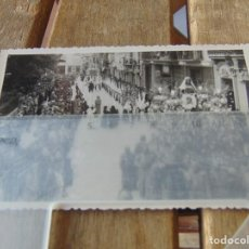 Fotografía antigua: FOTO FOTOGRAFÍA TARJETA POSTAL SEMANA SANTA FOTOGRAFÍA CASAU CARTAGENA. Lote 213645600