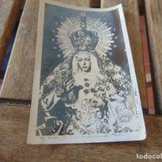 Fotografía antigua: FOTO FOTOGRAFÍA TARJETA POSTAL SEMANA SANTA DE SEVILLA LA MACARENA. Lote 214128362