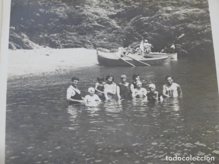 Fotografía antigua: Album 94 fotografías De port-bou del año 1929-1931. - Foto 8 - 214499752