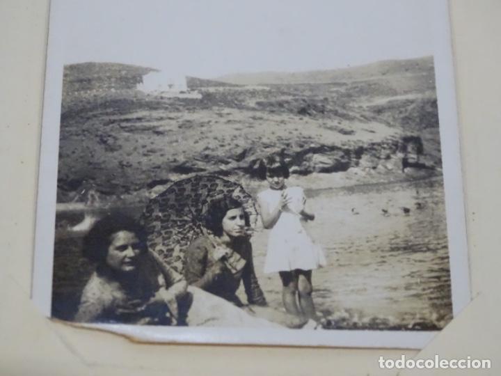 Fotografía antigua: Album 94 fotografías De port-bou del año 1929-1931. - Foto 10 - 214499752