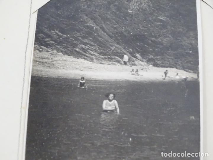 Fotografía antigua: Album 94 fotografías De port-bou del año 1929-1931. - Foto 11 - 214499752