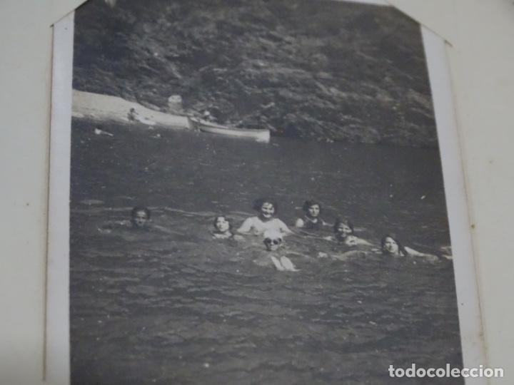 Fotografía antigua: Album 94 fotografías De port-bou del año 1929-1931. - Foto 13 - 214499752