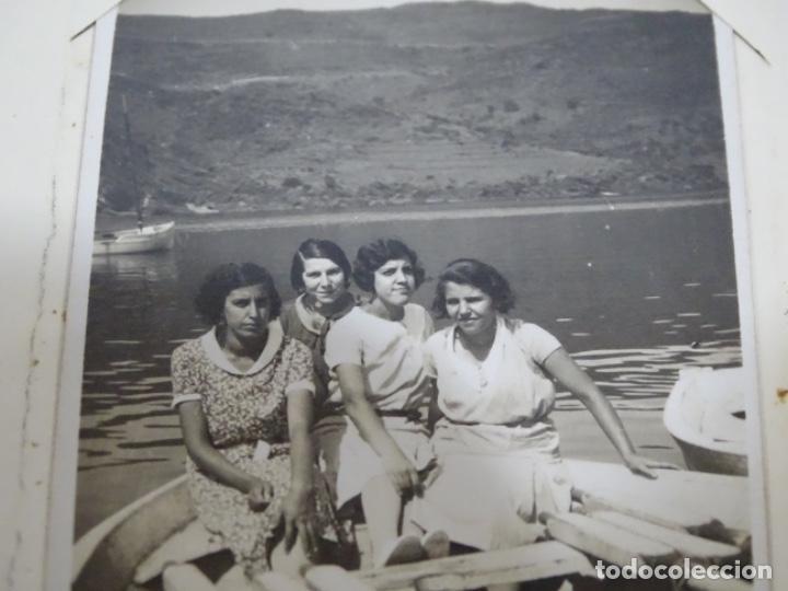 Fotografía antigua: Album 94 fotografías De port-bou del año 1929-1931. - Foto 17 - 214499752