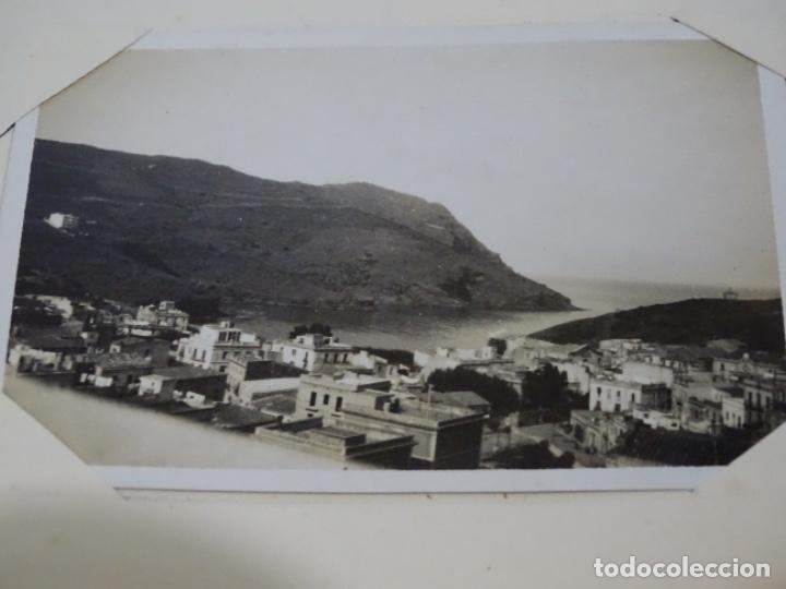 Fotografía antigua: Album 94 fotografías De port-bou del año 1929-1931. - Foto 21 - 214499752