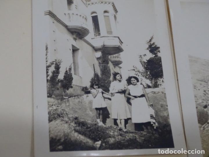 Fotografía antigua: Album 94 fotografías De port-bou del año 1929-1931. - Foto 27 - 214499752