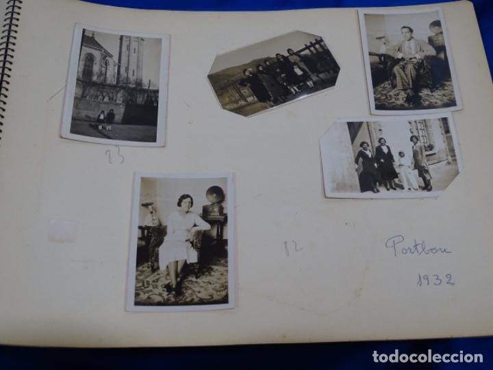Fotografía antigua: Album 94 fotografías De port-bou del año 1929-1931. - Foto 30 - 214499752