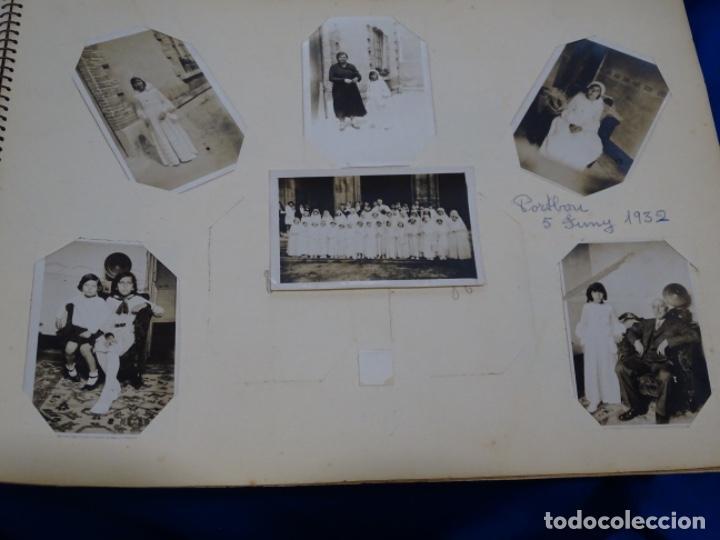 Fotografía antigua: Album 94 fotografías De port-bou del año 1929-1931. - Foto 31 - 214499752