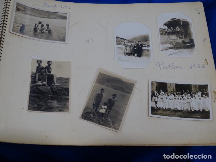 Fotografía antigua: Album 94 fotografías De port-bou del año 1929-1931. - Foto 32 - 214499752