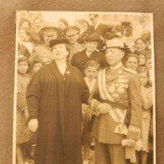Fotografía antigua: ALBUM DE ABRIL DE 1954, FOTOGRAFIAS DE BODA EN UNA FAMILIA DE MILITARES, GUARDIA CIVIL, SE TRATA CON. Lote 215777430