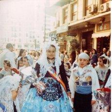 Fotografía antigua: FALLAS VALENCIA AÑO 2012--FOTO ORIGINAL. Lote 215971143