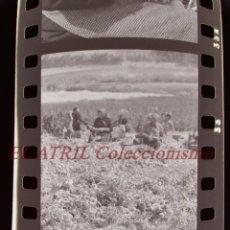 Fotografia antica: CUENCA - VISTAS - 6 CLICHES NEGATIVOS DE 35 MM EN CELULOIDE - AÑO 1978. Lote 216022922