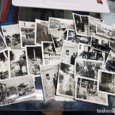 Fotografía antigua: ANTIGUAS FOTOGRAFIAS FINCA FUENTE CUBA CARTAGENA MURCIA 1943. Lote 216999382