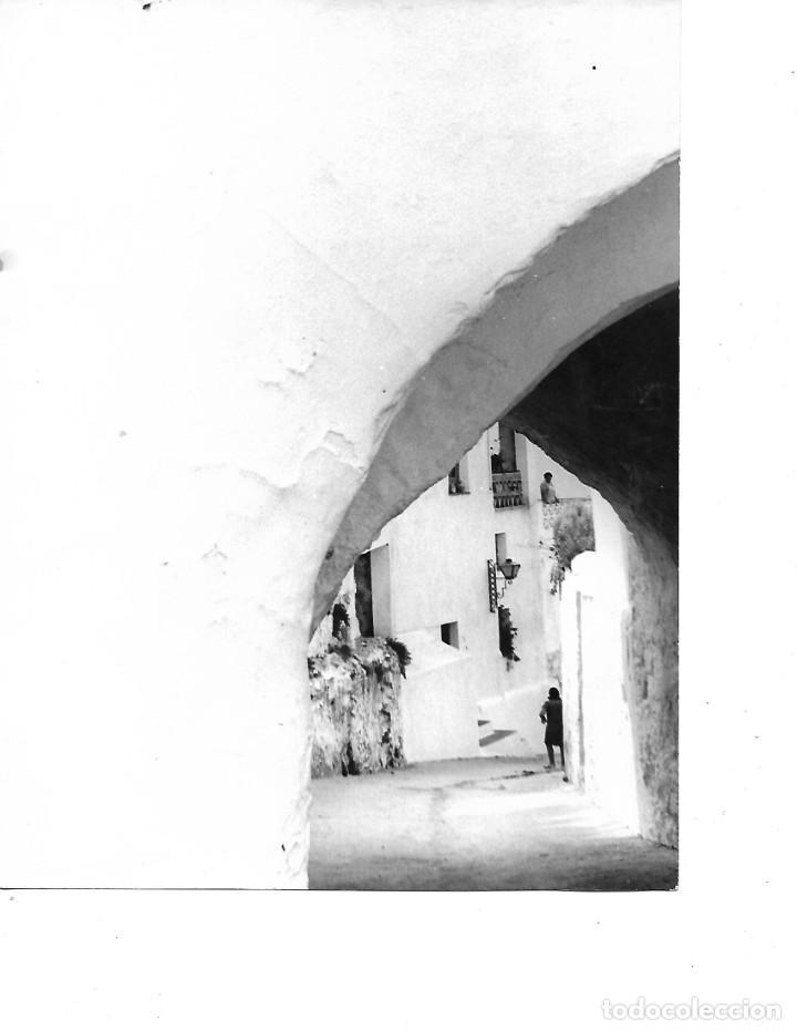 Fotografía antigua: LOTE DE 9 FOTOS CREO DE GRANADA COPIAS DE LOS 60 O 70 18X24 - Foto 2 - 217742936