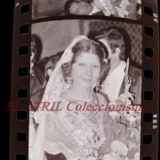 Fotografía antigua: VALENCIA - FALLAS - 3 CLICHES NEGATIVOS DE 35 MM EN CELULOIDE - AÑO 1978. Lote 218135691