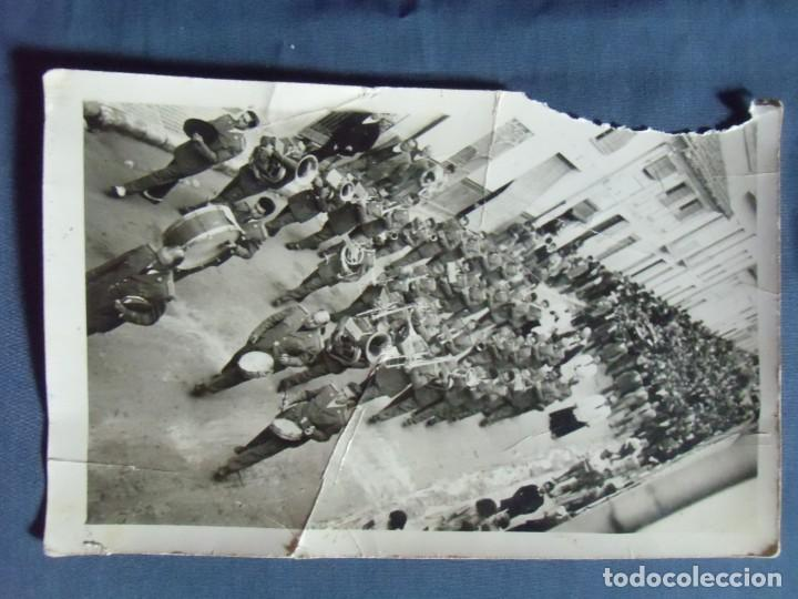JUMILLA(MURCIA) FOTOS JOSE ANTONIO 24/10/1953. ENTIERRO CON MUSICA. (Fotografía Antigua - Fotomecánica)