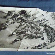 Fotografía antigua: JUMILLA(MURCIA) FOTOS JOSE ANTONIO 24/10/1953. ENTIERRO CON MUSICA.. Lote 218534735