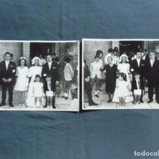 Fotografía antigua: JUMILLA(MURCIA) FOTOS JOSE ANTONIO 25/7/1970. BODA.. Lote 218534792