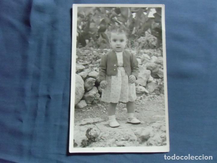JUMILLA(MURCIA) FOTO MARIMAR, 14/10/1953. (Fotografía Antigua - Fotomecánica)
