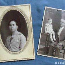 Fotografía antigua: JUMILLA(MURCIA) FOTOS S.BAÑOS,AÑOS 20.. Lote 218534981