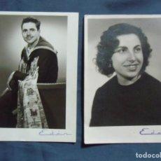 Fotografía antigua: BARCELONA. FOTO-STUDIO EDEN,AÑOS 60.. Lote 218535062