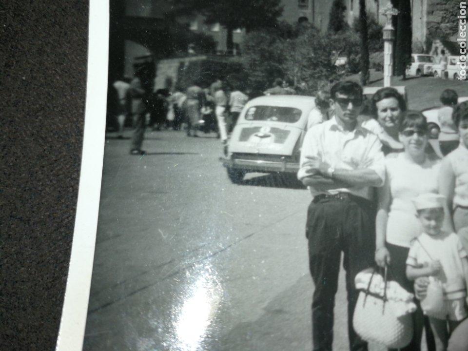 Fotografía antigua: Fotografía antigua familiar, SEAT 600,SEAT 1500, VOLKSWAGEN... - Foto 2 - 218538006