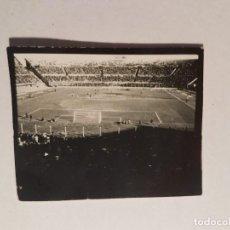 Fotografía antigua: ESTADIO CENTENARIO MONTEVIDEO URUGUAY, CIRCA 1960, PEQUEÑA FOTO. SMALL PHOTO. PETITE PHOTO.. Lote 218649307