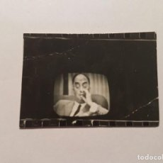 Fotografía antigua: TELEVISION, PEQUEÑA FOTO. SMALL PHOTO. PETITE PHOTO, LA TÉLÉ TV. Lote 218649483