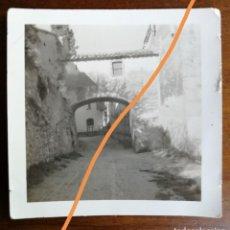 Fotografía antigua: ANTIGUA FOTOGRAFÍA. MUNICIPIO DE SANTA COLOMA DE CERVELLÓ. BARCELONA. FOTO AÑO 1935.. Lote 218808737