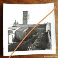 Fotografía antigua: ANTIGUA FOTOGRAFÍA. MUNICIPIO DE SANTA COLOMA DE CERVELLÓ. BARCELONA. FOTO AÑO 1935.. Lote 218808895