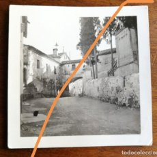 Fotografía antigua: ANTIGUA FOTOGRAFÍA. MUNICIPIO DE SANTA COLOMA DE CERVELLÓ. BARCELONA. FOTO AÑO 1935.. Lote 218809007