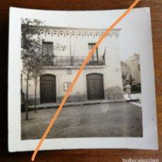 Fotografía antigua: ANTIGUA FOTOGRAFÍA. COLEGIO. MUNICIPIO DE SANTA COLOMA DE CERVELLÓ. BARCELONA. FOTO AÑO 1935.. Lote 218810123