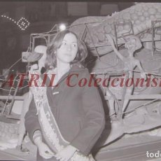 Fotografía antigua: VALENCIA - FALLAS - CLICHE NEGATIVO DE 35 MM EN CELULOIDE - AÑOS 1978-1979. Lote 219155913