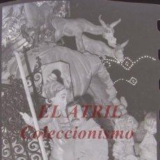 Fotografía antigua: VALENCIA - FALLAS - CLICHE NEGATIVO DE 35 MM EN CELULOIDE - AÑOS 1978-1979. Lote 219156038
