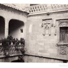 Fotografía antigua: SALAMANCA.- FOTOGRAFÍA TALLERES GOMBAU. 12X18. Lote 219338586