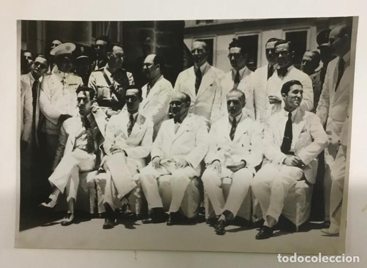 Fotografía antigua: 22 FOTOGRAFIAS CUBA. DERROCAMIENTO MACHADO. CESPEDES, RAMON GRAU... DESTROZOS SAQUEOS - Foto 7 - 219354651