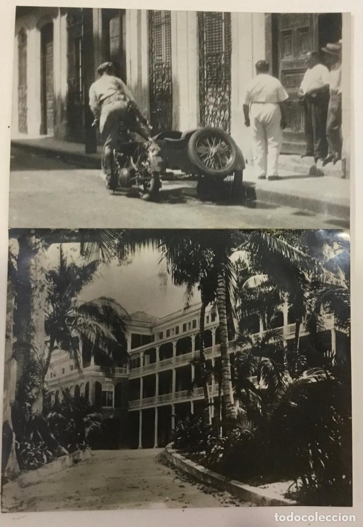 Fotografía antigua: 22 FOTOGRAFIAS CUBA. DERROCAMIENTO MACHADO. CESPEDES, RAMON GRAU... DESTROZOS SAQUEOS - Foto 15 - 219354651