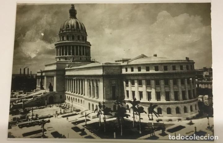 Fotografía antigua: 22 FOTOGRAFIAS CUBA. DERROCAMIENTO MACHADO. CESPEDES, RAMON GRAU... DESTROZOS SAQUEOS - Foto 18 - 219354651