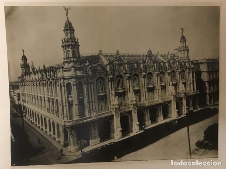 Fotografía antigua: 22 FOTOGRAFIAS CUBA. DERROCAMIENTO MACHADO. CESPEDES, RAMON GRAU... DESTROZOS SAQUEOS - Foto 20 - 219354651