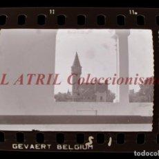 Fotografía antigua: VALENCIA - 13 CLICHES NEGATIVOS DE 35 MM EN CELULOIDE - AÑOS 1950-1960, VER FOTOS ADICIONALES. Lote 219377987