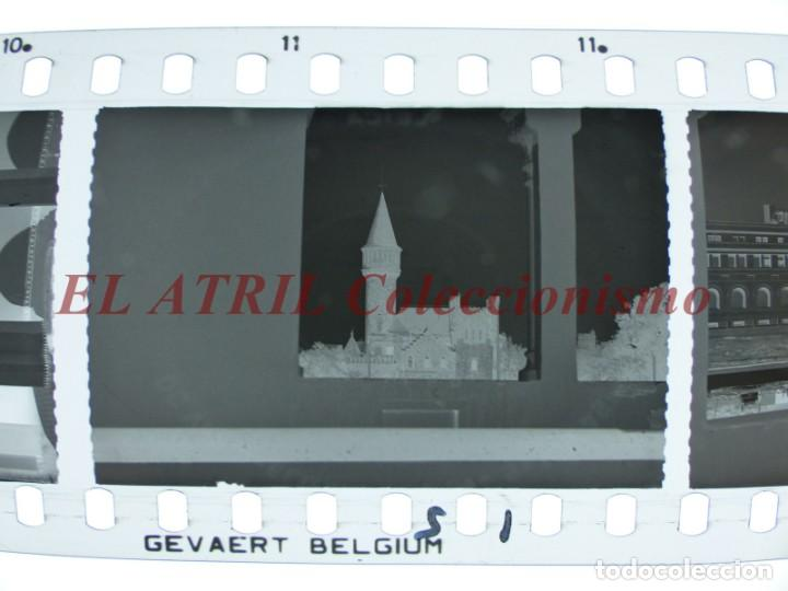 Fotografía antigua: VALENCIA - 13 CLICHES NEGATIVOS DE 35 mm EN CELULOIDE - AÑOS 1950-1960, VER FOTOS ADICIONALES - Foto 2 - 219377987