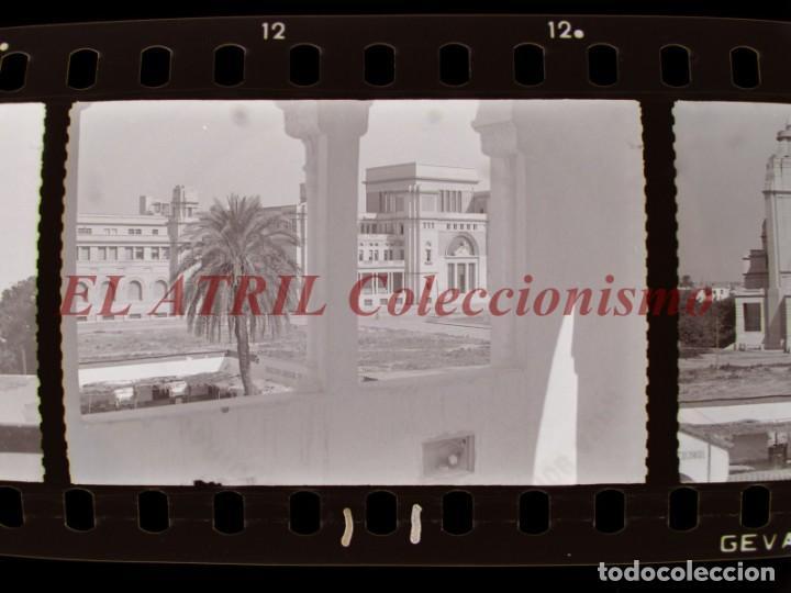 Fotografía antigua: VALENCIA - 13 CLICHES NEGATIVOS DE 35 mm EN CELULOIDE - AÑOS 1950-1960, VER FOTOS ADICIONALES - Foto 3 - 219377987