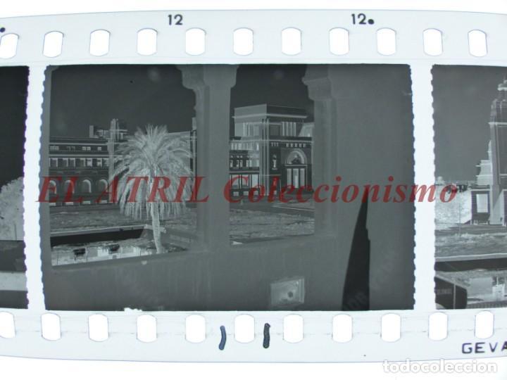 Fotografía antigua: VALENCIA - 13 CLICHES NEGATIVOS DE 35 mm EN CELULOIDE - AÑOS 1950-1960, VER FOTOS ADICIONALES - Foto 4 - 219377987