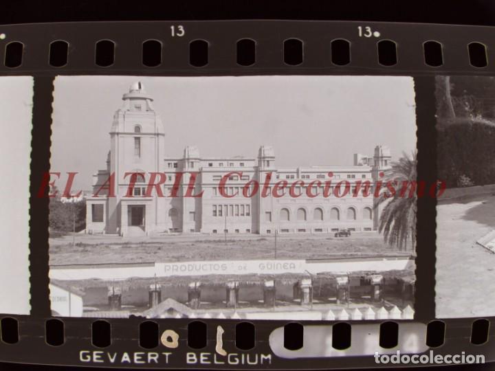 Fotografía antigua: VALENCIA - 13 CLICHES NEGATIVOS DE 35 mm EN CELULOIDE - AÑOS 1950-1960, VER FOTOS ADICIONALES - Foto 5 - 219377987