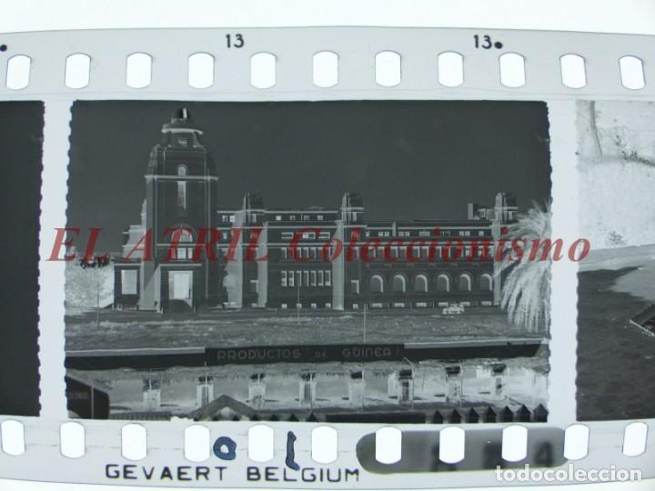 Fotografía antigua: VALENCIA - 13 CLICHES NEGATIVOS DE 35 mm EN CELULOIDE - AÑOS 1950-1960, VER FOTOS ADICIONALES - Foto 6 - 219377987