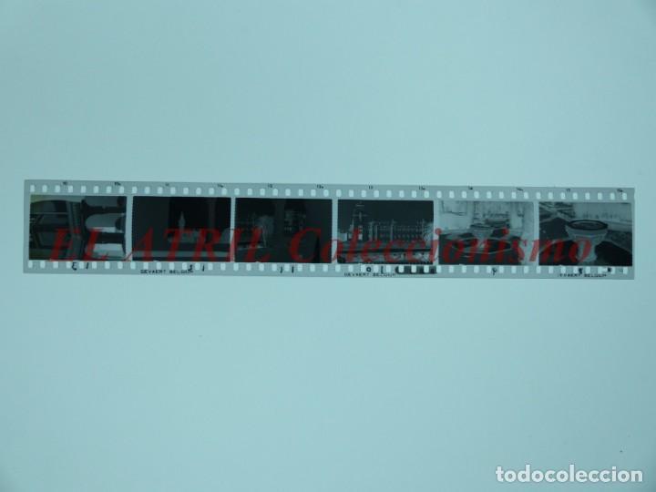 Fotografía antigua: VALENCIA - 13 CLICHES NEGATIVOS DE 35 mm EN CELULOIDE - AÑOS 1950-1960, VER FOTOS ADICIONALES - Foto 8 - 219377987