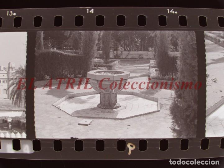 Fotografía antigua: VALENCIA - 13 CLICHES NEGATIVOS DE 35 mm EN CELULOIDE - AÑOS 1950-1960, VER FOTOS ADICIONALES - Foto 9 - 219377987