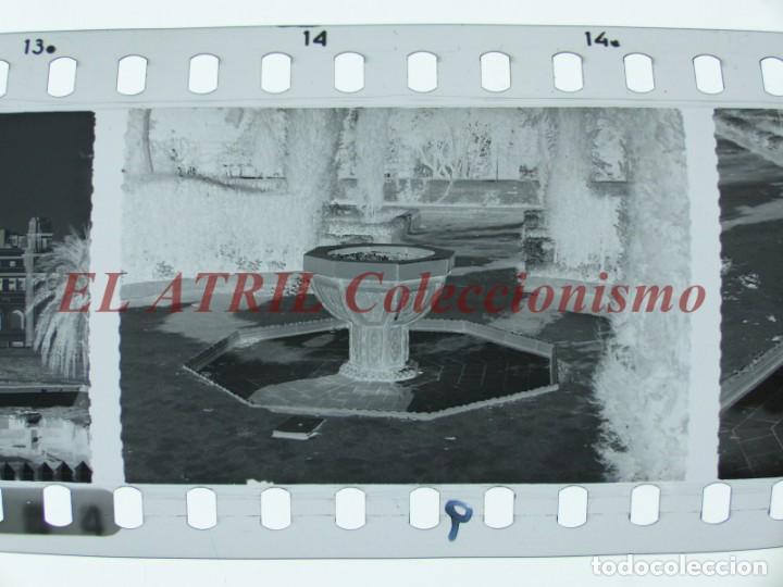 Fotografía antigua: VALENCIA - 13 CLICHES NEGATIVOS DE 35 mm EN CELULOIDE - AÑOS 1950-1960, VER FOTOS ADICIONALES - Foto 10 - 219377987