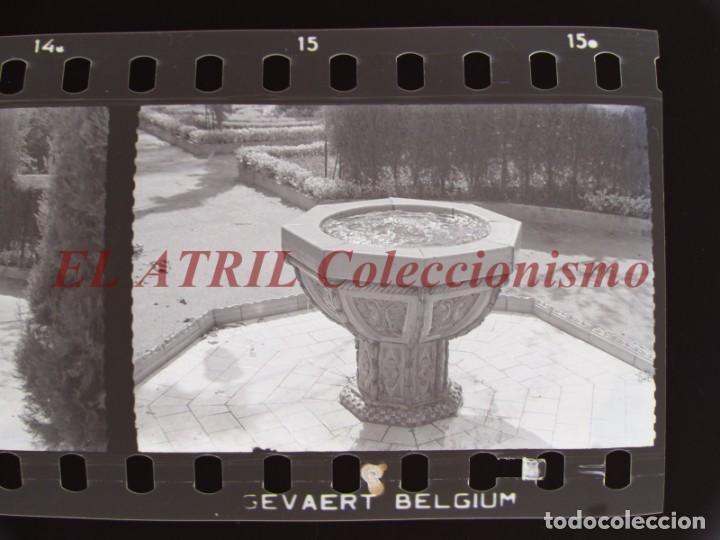 Fotografía antigua: VALENCIA - 13 CLICHES NEGATIVOS DE 35 mm EN CELULOIDE - AÑOS 1950-1960, VER FOTOS ADICIONALES - Foto 11 - 219377987